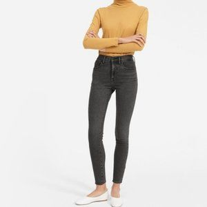 Everlane High Rise Ankle Skinny Jeans 26